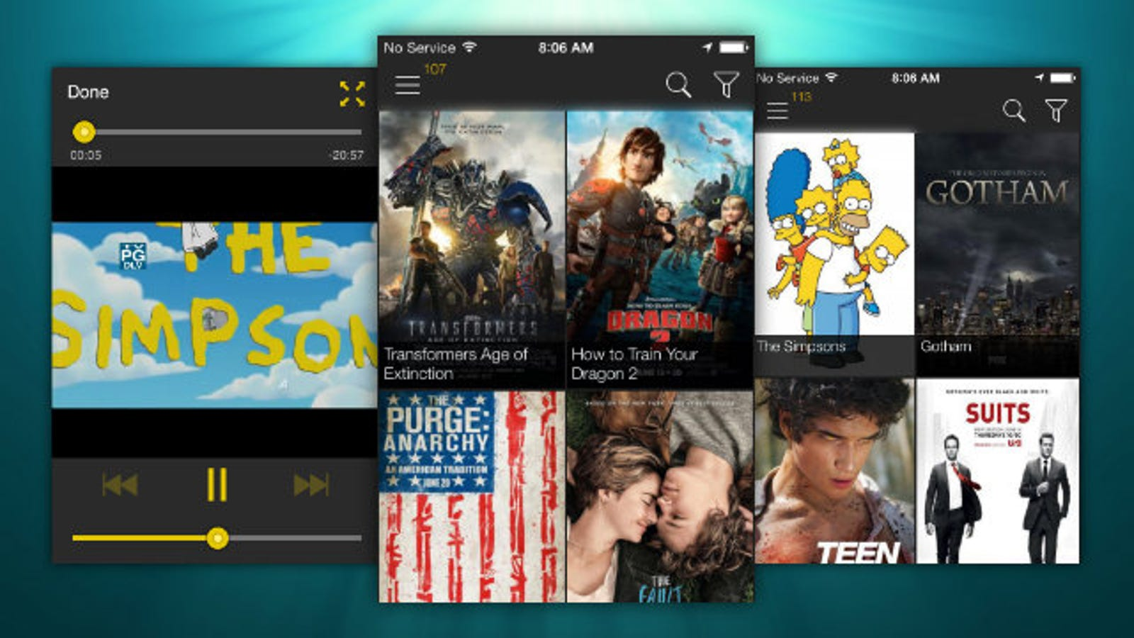 MovieBox Streams Video Torrents on iOS, No Jailbreak Required