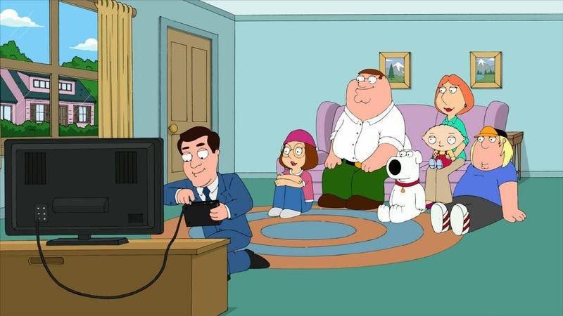 "Illustration for article titled Family Guy: ""Ratings Guy"""