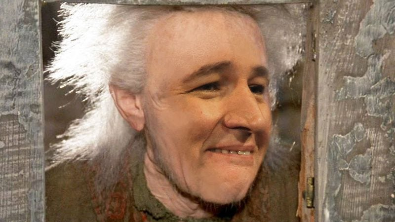 """Illustration for article titled Ted Cruz reenacts the """"mostly dead"""" scene from Princess Bride, world shudders"""