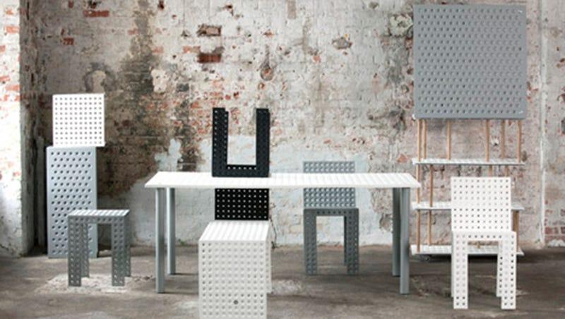 Play With This Modular Furniture Set Like K Nex