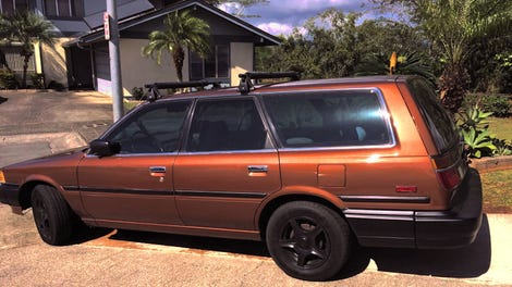 At $750, Would You Add This 1996 Toyota Camry LE Wagon To
