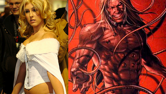 Illustration for article titled Sex advice from Omega Red: How do I pick up babes at Comic Con?