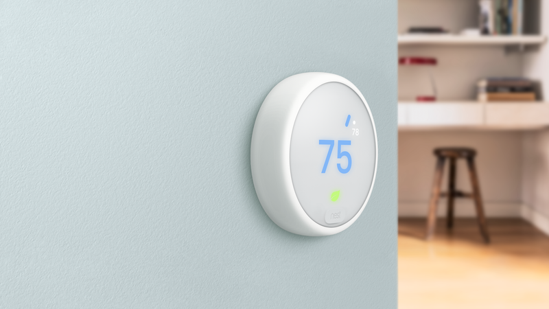 The Nest Thermostat E is a cheaper way to warm your smarthome
