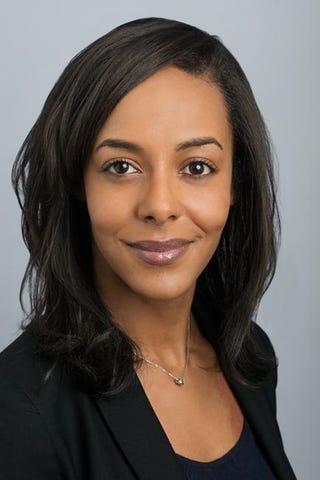 Lisa Lucas, executive director of the National Book FoundationBeowulf Sheehan