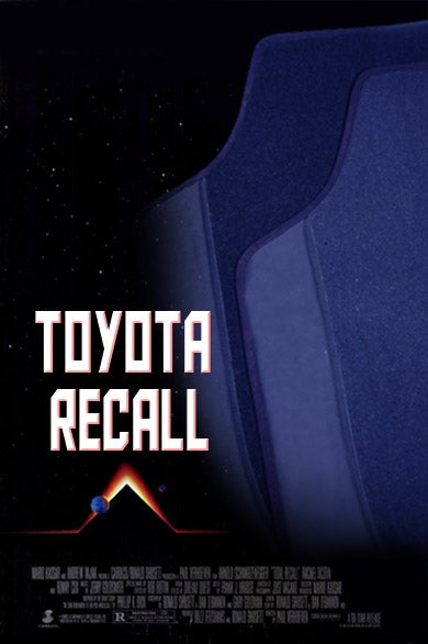 Illustration for article titled Feds Recall Lexus, Toyota Floor Mats Due To Potential For Fiery Death