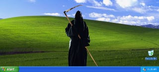 Illustration for article titled Are You or Is Someone You Love Still Using Windows XP?