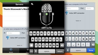 Illustration for article titled Remote Dictate Turns Your iPhone 4S into a Dictation Microphone