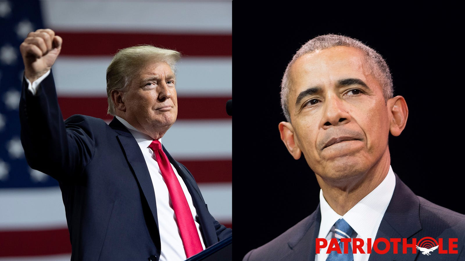 Liberal Hypocrisy: When Obama Was President Democrats Were Okay With Him Being President, But When Trump Is President Suddenly It's Wrong To Be President?