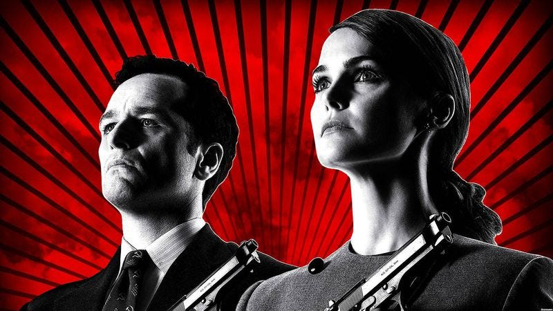 Illustration for article titled The Americans and its boss '80s soundtrack are back, comrades