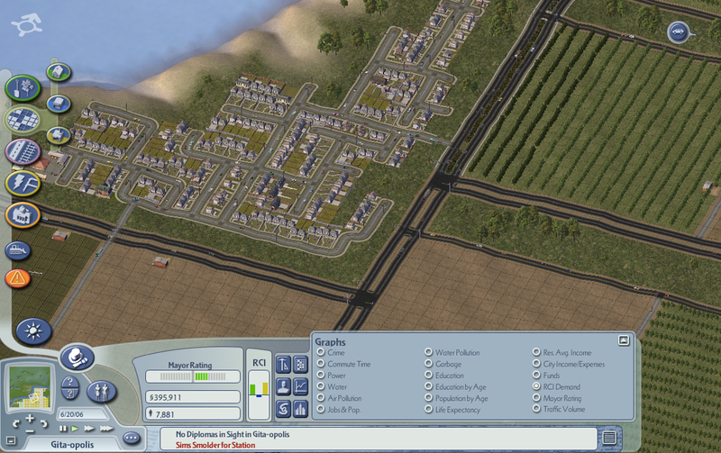 simcity 4 making deals with neighbors