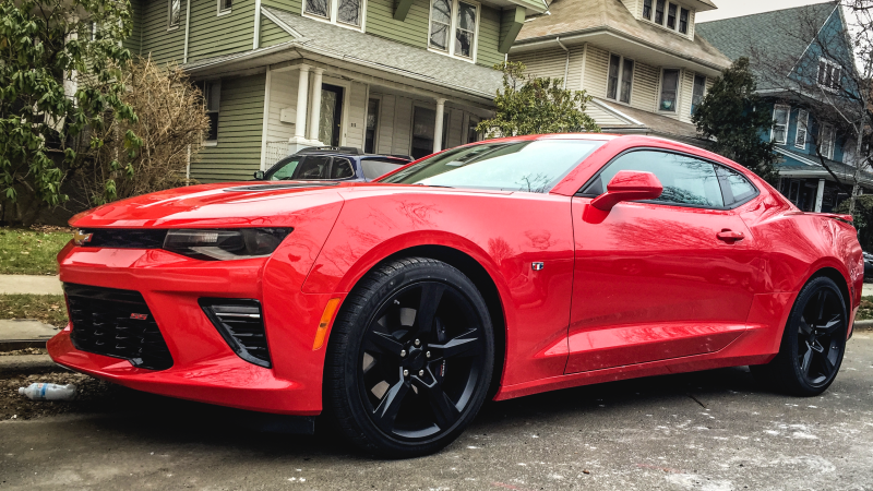 nd New Chevrolet Camaros Are Absurdly Cheap Right Now