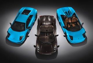 Illustration for article titled Detroit Auto Show: Lamborghini Getting Personal At Detroit