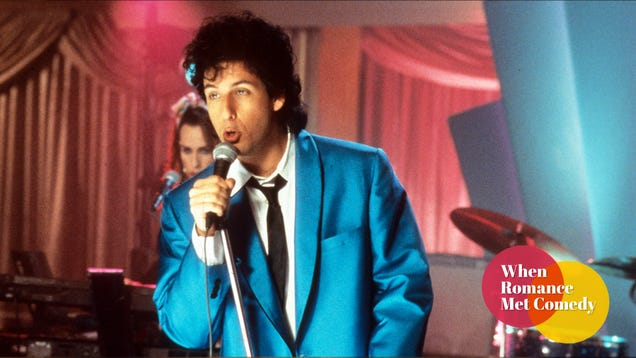 Adam Sandler's sweetness makes The Wedding Singer a rom-com worth growing old with