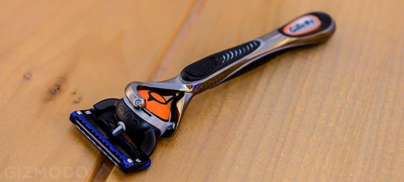 Cómo es afeitarse con la nueva y extraña maquinilla de Gillette