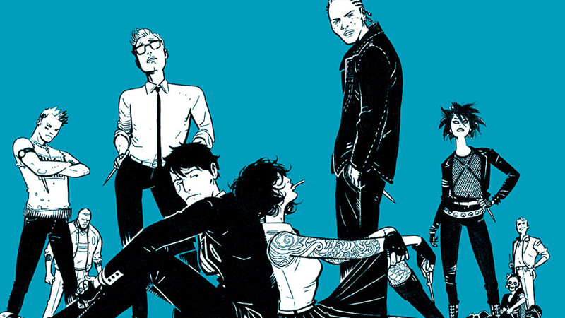 Illustration for article titled Image Comics' Deadly ClassIs Coming to TV, Courtesy of theRusso Brothers