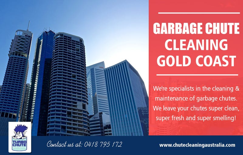 Illustration for article titled Garbage Chute Cleaning Gold Coast