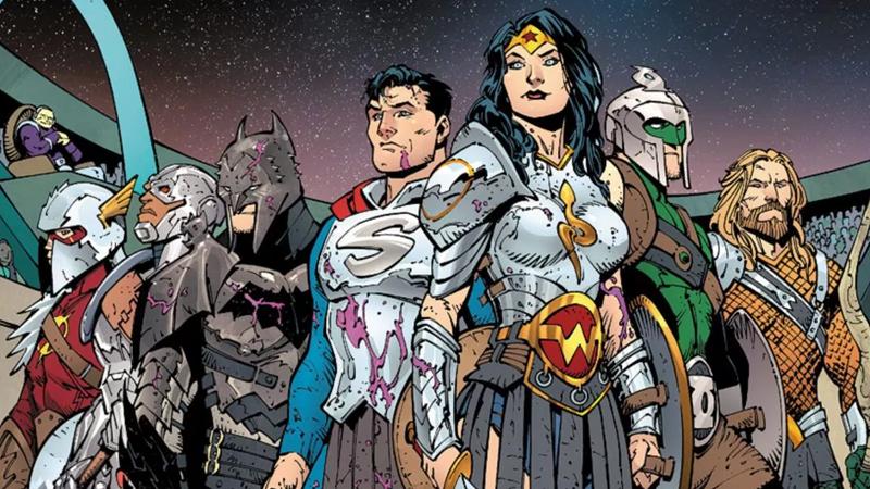 Image: DC Comics. Art by Greg Capullo, Jonathan Glapion, and FCO Plascencia.