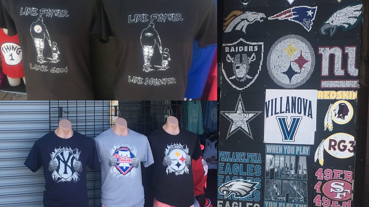 619c2ef2 A Guide To Wildwood Boardwalk T-Shirts, Jersey's Tackiest Export