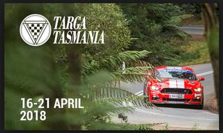 Illustration for article titled Targa Tasmania on now!