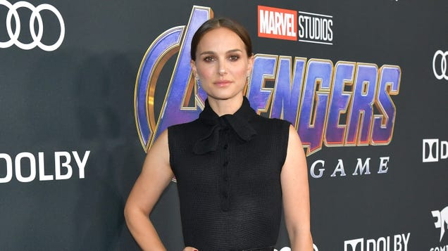Natalie Portman is going to Disney+ for a movie about dolphins