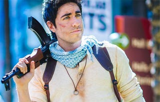 Illustration for article titled Nathan Drake Cosplay Isn't Just Stealing Relics