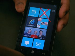 Illustration for article titled Zune HD2 Will Be Like iPod Touch for Windows Phone 7 (Read: Apps! Also, Zune HD Is For Suckers)