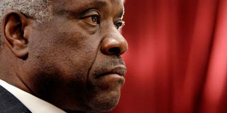 Supreme Court Justice Clarence Thomas (Chip Somodevilla/Getty Images)