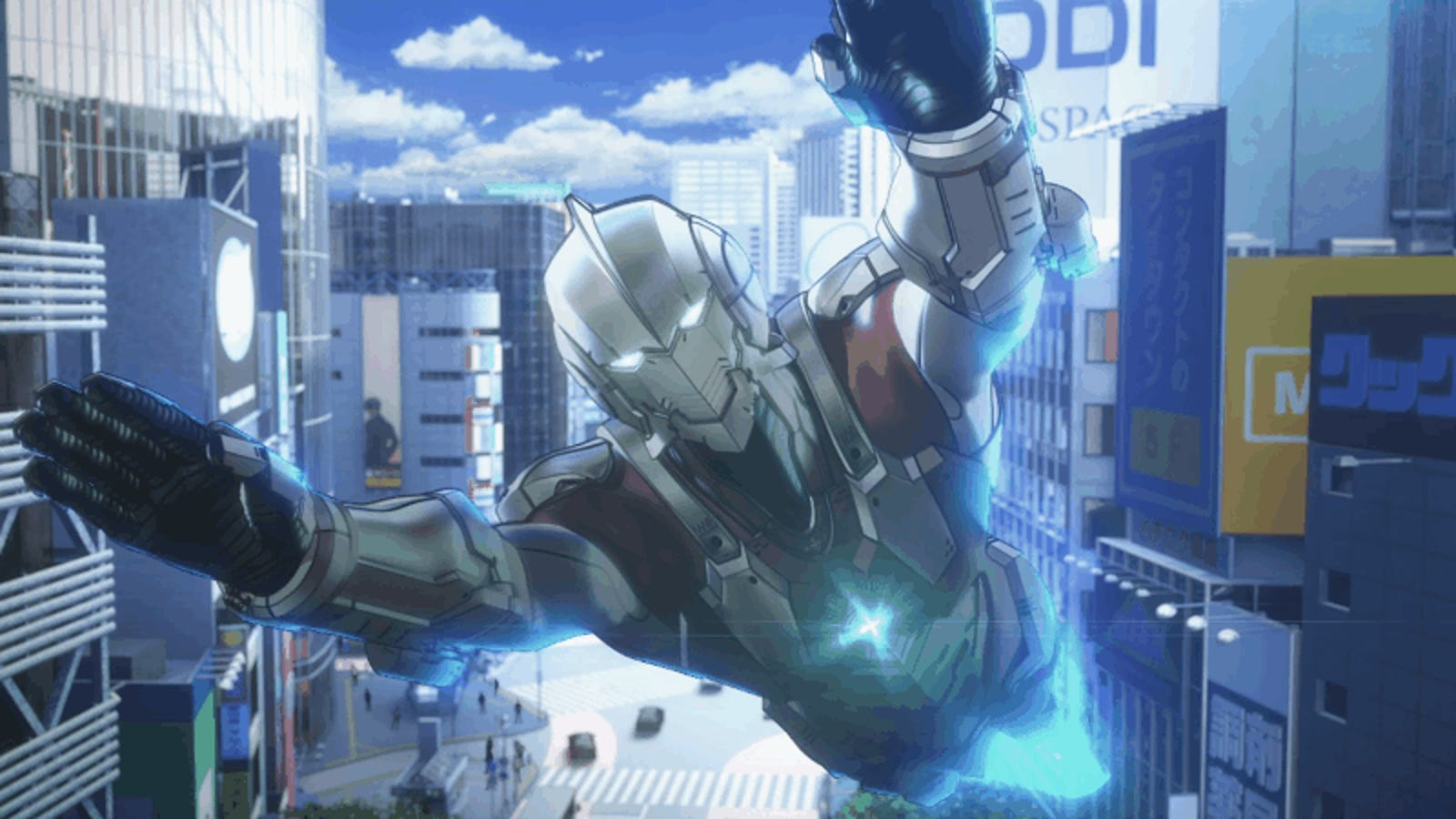 What we loved and didnt love about netflixs ultraman anime