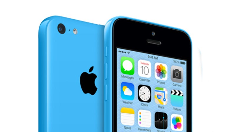 IPhone 5C Apples Colorful Budget Phone Is Real And 100 On Contract