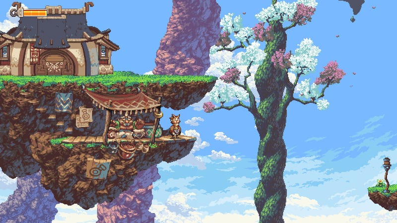 Illustration for article titled After Nine Years In Development, Owlboy Is Worth The Wait