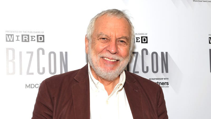 Nolan Bushnell in 2014 (Craig Barritt / Getty Images)