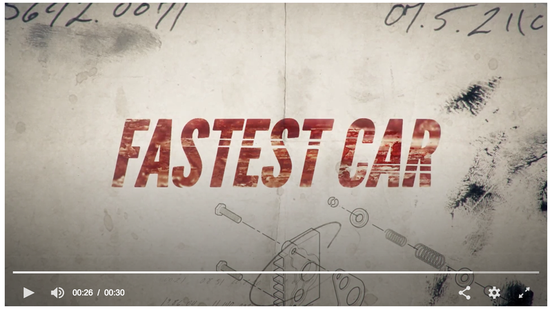 Illustration for article titled So Fastest Car = Fastest 1/4 Mile?
