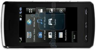 Illustration for article titled AT&T LG Vu Specs, Images Leaked