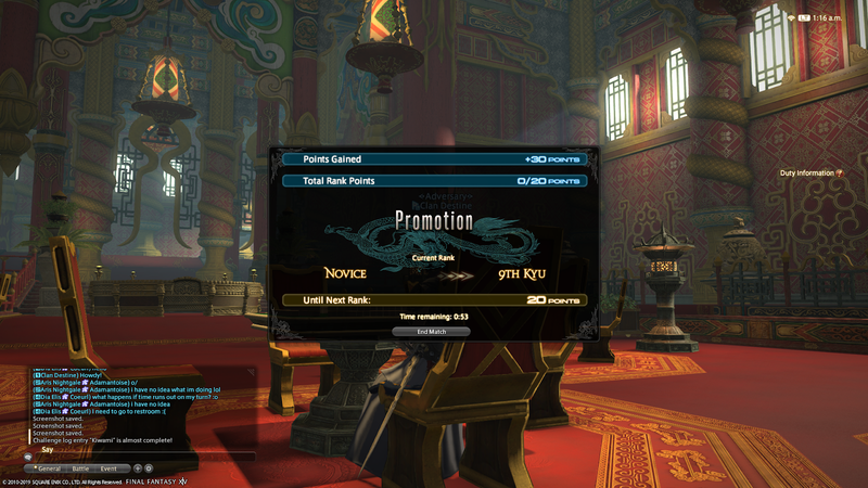 All I Do In Final Fantasy XIV Now Is Play Mahjong