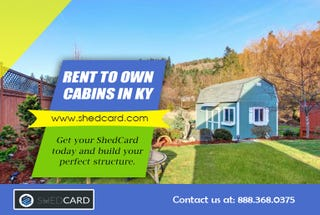 Illustration for article titled Portable Log Cabins Rent To Own