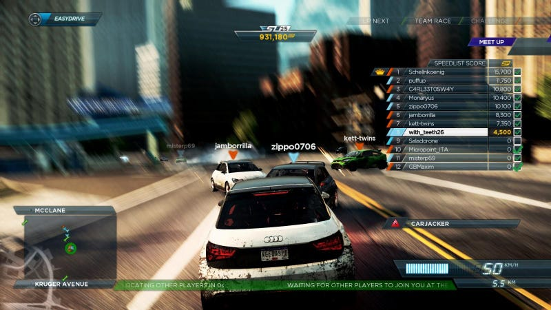 Illustration for article titled Need For Speed: Most Wanted's PC Multiplayer Is Broken