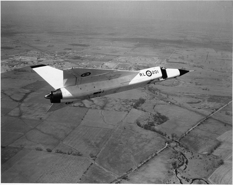 Illustration for article titled New Avro Arrow Photos Unearthed