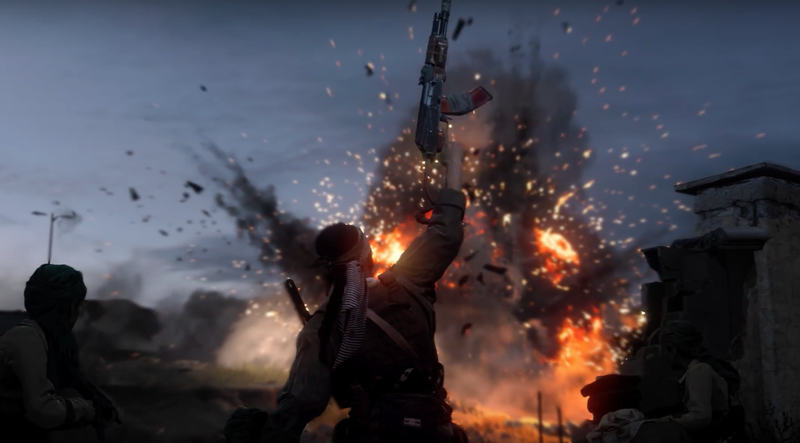 Call of Duty: Modern Warfare Announced, Will Be A Dark