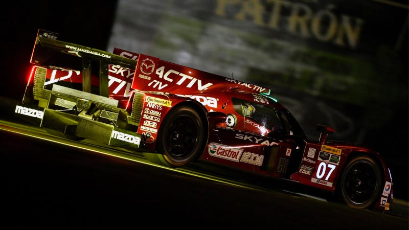 Illustration for article titled ALL Of Petit Le Mans Will Be LIVE At 11:00 AM EDT