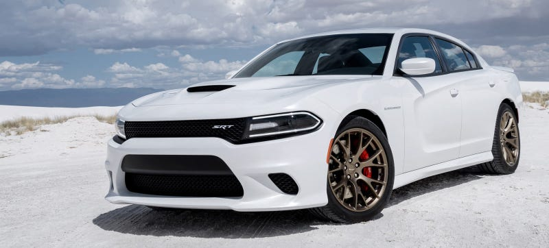 Illustration for article titled The 204 MPH Dodge Charger SRT Hellcat: A Hi-Res Gallery
