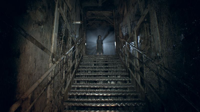 Screenshot: Resident Evil 7: Biohazard/Steam