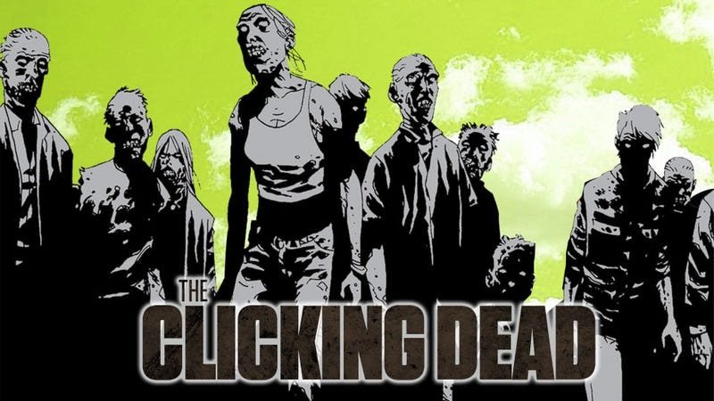 Illustration for article titled That Walking Dead Facebook Game Is Terrible. Here's What They Should Have Done Instead.