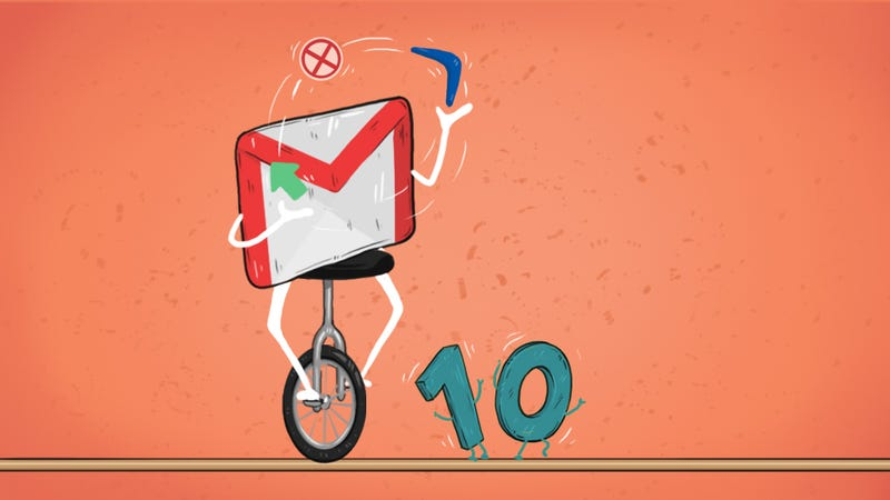 Illustration for article titled Top 10 Gmail Tips for Power Users