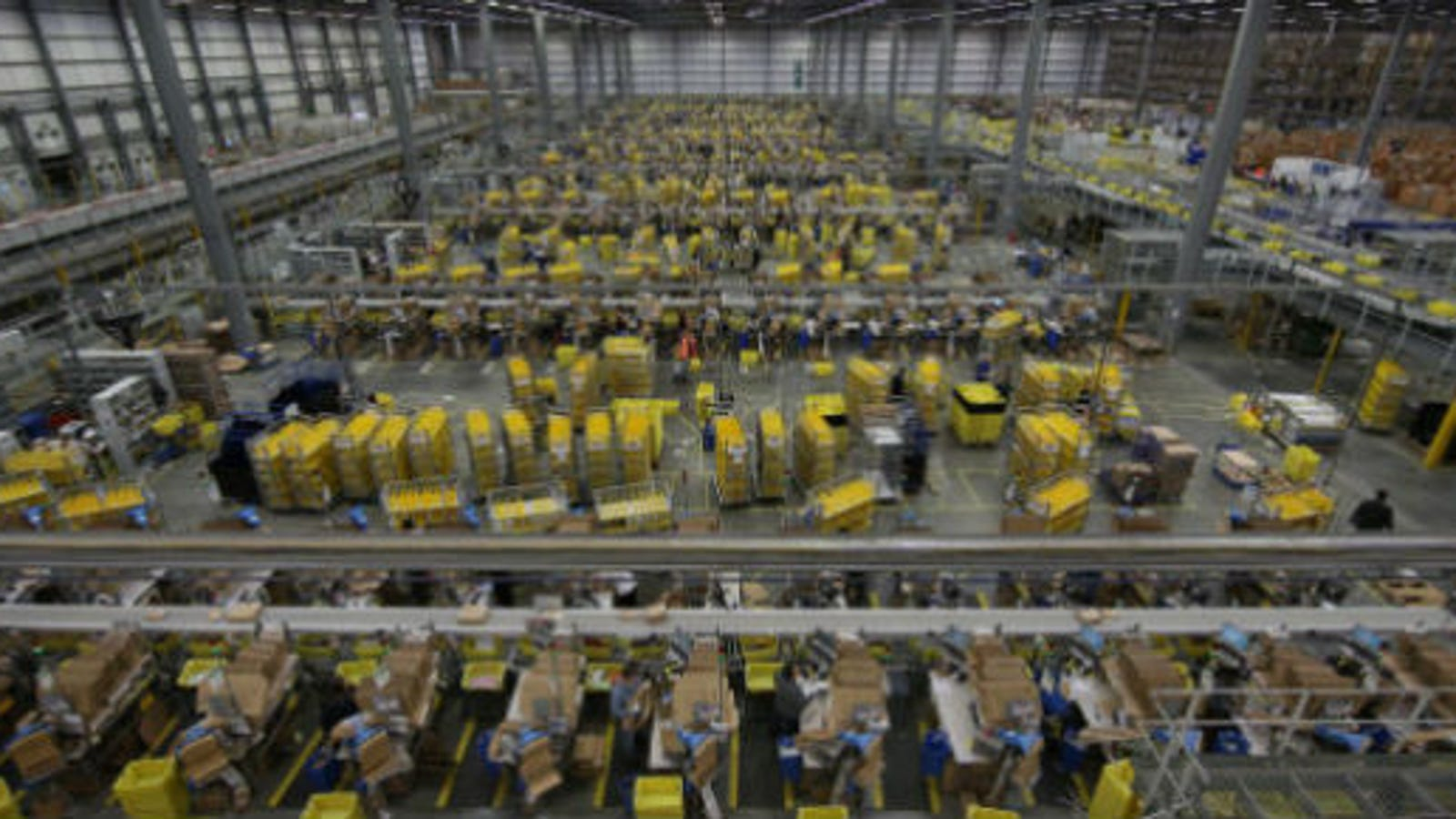 Amazon Forces Workers To Sign Sinister Non Compete Agreements