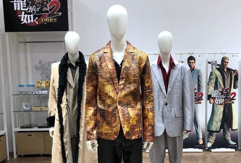 yakuza clothing