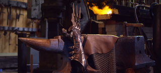 Illustration for article titled These badass Wolverine claws would be perfect for Batman's armor