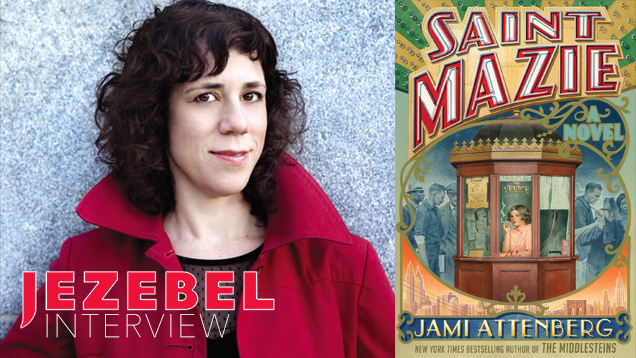 An Interview With Jami Attenberg, Author of Saint Mazie