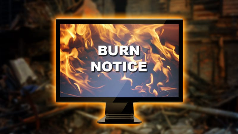 "Illustration for article titled Is ""Burn-In"" Still an Issue on TVs and Monitors?"