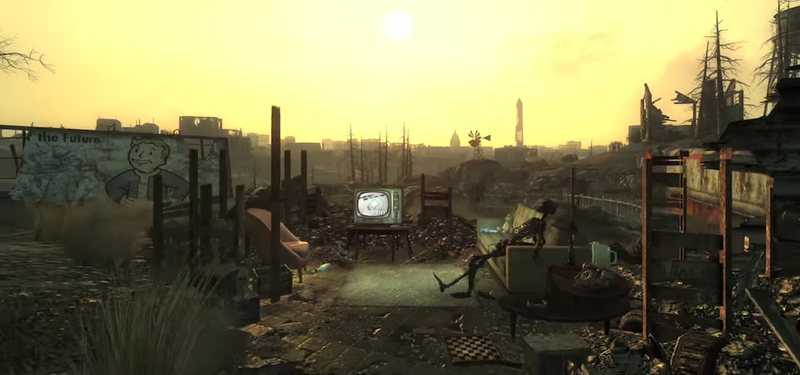 How One Man Beat Fallout 3 On Hard Mode Without Ever Healing
