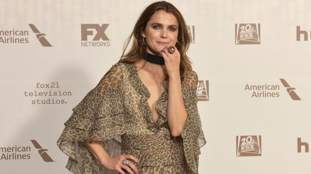 The first look of Keri Russell's character in Star Wars: Episode IX character is here